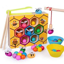 rolimate Toddler Fine Motor Skill Toy Magnet Game, Montessori Educational - $28.28