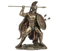 With LEONIDAS shield and spear - VERONESE WU76534B4 - $89.10