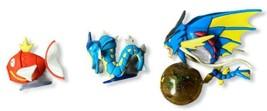 Pokemon Monsters Collection Mega Evolution Pack Figure Mega Gyarados Mag... - $69.80