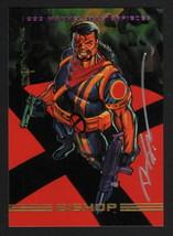 Biran Stelfreeze SIGNED X-Men Art Trading Card ~ Boshop 1993 Marvel Masterpieces - $16.82