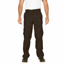 Men's Tactical Combat Military Army Work Twill Cargo Pants Trousers image 2