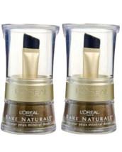 2 L'oreal Bare Naturale Gentle Mineral Eyeliner 809 Defining Bronze Set ... - $13.57