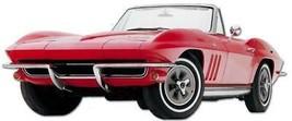 Corvette Convertible 1964 Plasma Cut Metal sign - $50.00