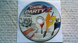 Game Party 2 (Nintendo Wii, 2008) - $6.15