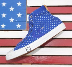 UNDEFEATED X CONVERSE BORN NOT MADE UNDFTD Blue Star Player Chuck Taylor... - $111.11