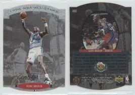 1995-96 Upper Deck SP NBA All Stars SILVER Die-Cut Clyde Drexler Houston... - $3.12