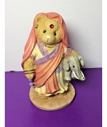 Rajul You're The Jewel Of My Heart Cherished Teddies 202398 Travel Bears... - $14.95