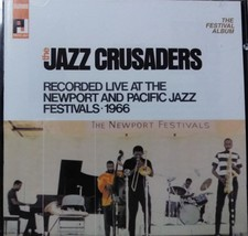 The Jazz Crusaders 1966 Jazz Festivals CD - $6.95