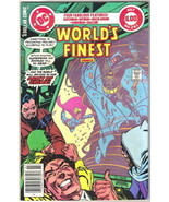 World's Finest Comic Book #281, DC Comics 1982 FINE+ - $4.75