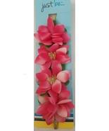 just be...Princess Flower Headband Head Wrap Band Garland Floral - $1.98