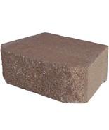Retaining Wall Block Splitface Beveled Tan ( 144-Piece/46.6 Sq. ft./Pallet) - $1,058.12
