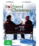 A BOYFRIEND FOR CHRISTMAS  Kelli Williams  Patrick Muldoon  ALL REGION DVD - $16.90