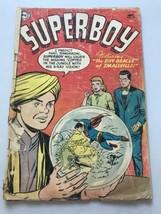 Superboy (1949-1979 1st Series DC) #35 Cover Detatched Low Grade - $49.50