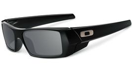 Oakley Sonnenbrille Gascan Poliert Schwarz mit / Grau 03-471 - $157.27