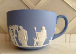 Vintage Jasper Wedgwood Tea Cup Made In England Stoneware - $45.00