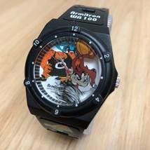 Vintage Armitron Warner Bros Space Jame 30m Analog Quartz Watch Hour~New... - $19.20