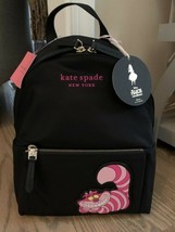 Kate Spade X Disney * Parks Only * Alice in Wonderland Cheshire Cat Back... - $296.01