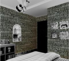 wall papers home decor Living room waterproof wallpaper roll Beibehang - $79.95