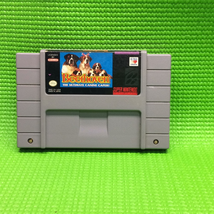 Beethoven: The Ultimate Canine Caper - Nintendo SNES Super | Cartridge Only - $9.00