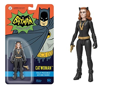 Funko Action Figure: DC Heroes - Catwoman Toy Figure