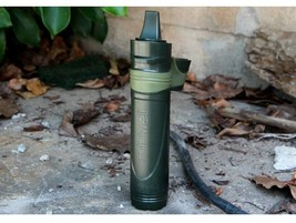Water Straw Purifier Filter Portable for Hiking Camping Outdoor Survival... - ₨3,406.24 INR