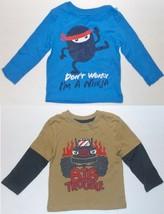 Circo Toddler Boys Long Sleeve T-Shirts Size 3T NWT - $6.99