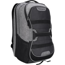 Targus Work + Play TSB94404US Carrying Case (Backpack) for 16 Notebook - Black/G - $125.92