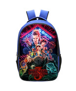 WM Stranger Things Season 3 Kid Adult Backpack Daypack Schoolbag Bookbag Type A