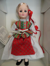 "Poland International Effanbees 11"" Playsize Collectors Doll 1984 In Box - $56.99"