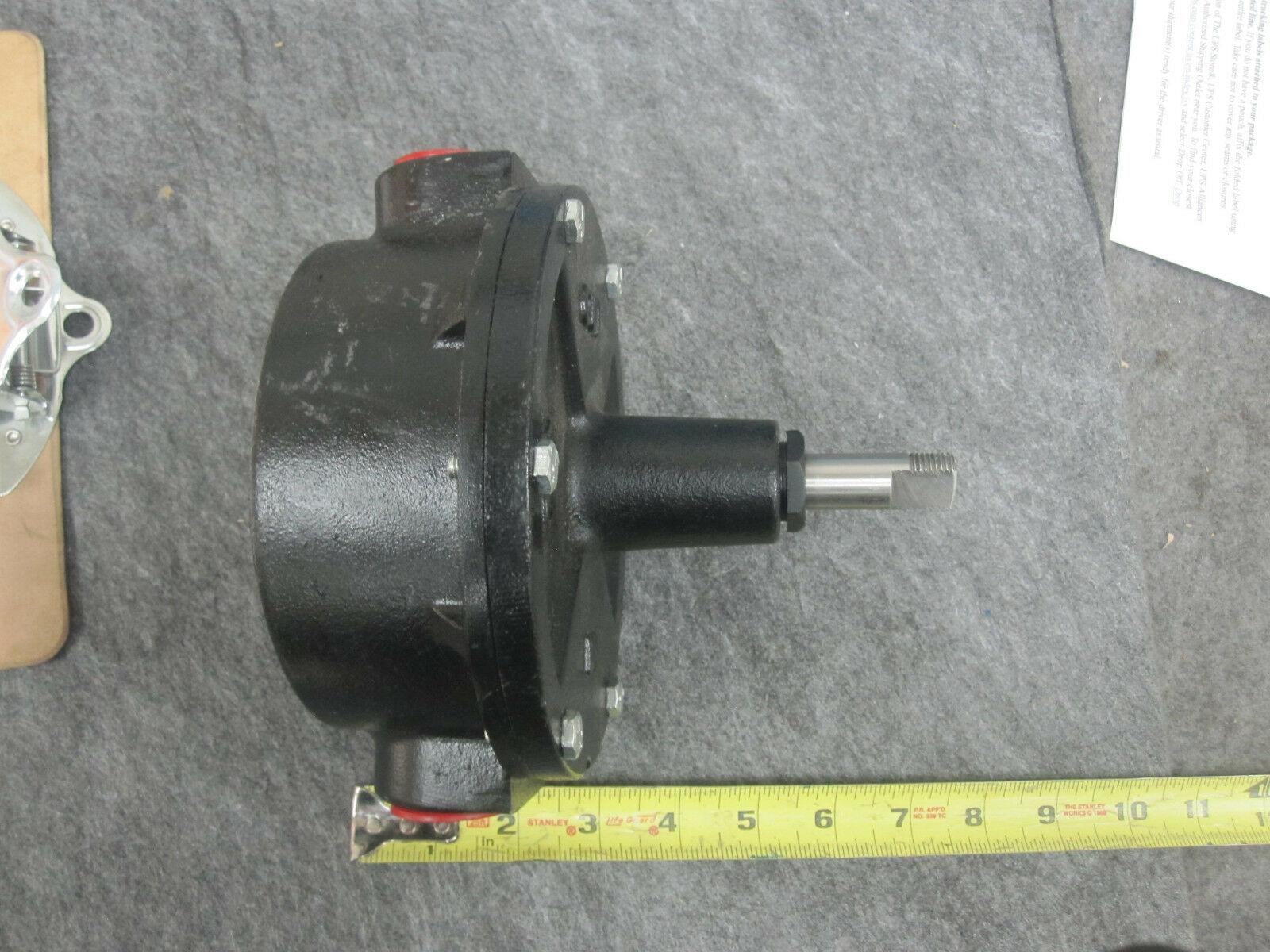 DAYTON 5UWH2 Rotary Drum Pump, Cast Iron, 3/4 In FNPT