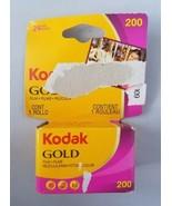 Kodak Gold 200 35mm  Film Color Negative Photo Prints 24 Exposures Roll ... - $17.97