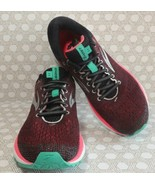 Brooks Ghost 11 1202771B017 Running Shoes, Women's Size 8.5 B, Black/Pin... - $68.31