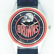 Cleveland Browns NFL Fossil Relic New Unworn Watch, Black Dial Orange Insert $75 - $74.10
