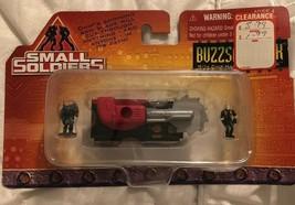 Small Soldiers Kenner Die Cast Buzz Saw Tank Insaniac & Chip Hazard 1998 - $12.87