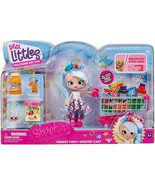 Shopkins Real Littles Chrissy Puffs and Shoppin' Cart Play Set - $22.95