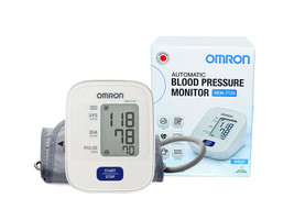 One Touch Omron Upper Arm Automatic Blood Pressure Monitor HEM-7120 (IN)... - $56.83