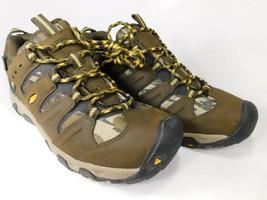 Keen Koven Low Size 8 M (D) EU 40.5 Men's WP Trail Hiking Shoes Brown 1014931 - $80.31