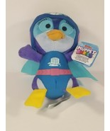 Disney Junior Muppet Babies Captain Ice Cube Summer Penguin Stuffed Plus... - $6.88