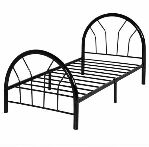 Twin Size Platform Bed Frame Headboard Foot And 50 Similar Items