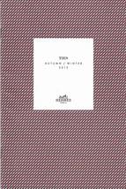 Hermes Ties Catalog Necktie Tie Autumn Winter Collection 2013 Lookbook - $11.85