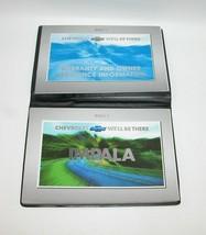 2001 Chevrolet Impala  Factory Original Owners Manual Book Portfolio #45 - $17.77