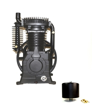 ABAC/Belaire/CP 10Hp 2Stage Cast Iron Replacement Air Compressor Pump 1312101037 - $2,009.00