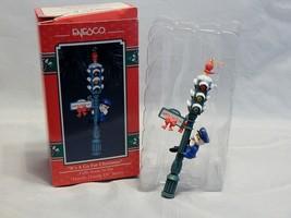 "Enesco Treasury of Christmas Ornament ""It's a Go For Christmas"" - $8.91"