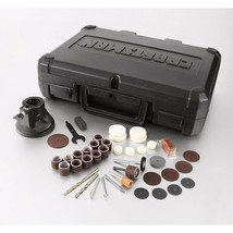 Craftsman Corded Variable Speed Rotary Tool Kit w/ 40 Accessories - $84.14