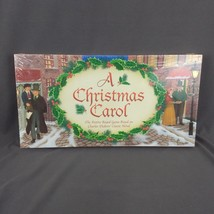 A Christmas Carol Charles Dickens Board Game New Sealed - $38.65