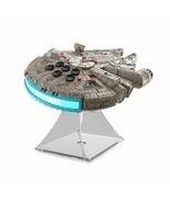 Star wars millennium falcon light portable wireless speaker Bluetooth 4.0 - $181.99