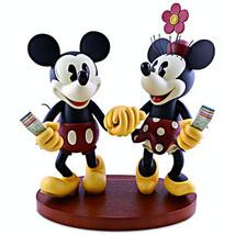Disney Parks Medium Big Fig Figurine Pie-Eyed M... - $260.39