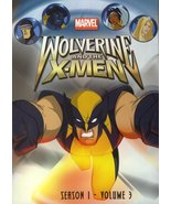 Wolverine And The X-Men (Limited Edition) - Season 1 Volume 3 [DVD] - $9.80