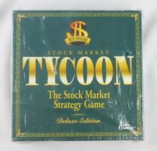 Stock Mercado Magnate el Stock Mercado Juego de Estrategia Deluxe Edition - $23.59