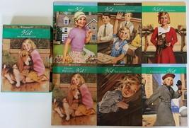 Kit An American Girl Set of 6 Books Slipcase Paperback - $44.50
